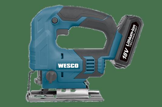 Serra Tico-tico à Bateria 18v Wesco Ws2933 - Ws2933