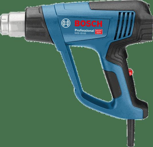 Soprador Térmico Bosch 220v Ghg 20-63 - 06012a62e0