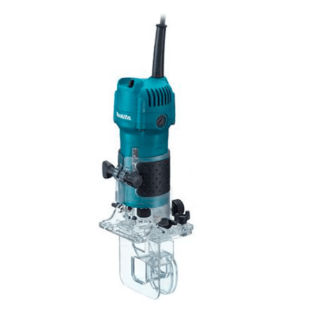 Tupia com Base Articulada 220V 6mm Makita - 3710-220V