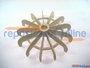 Ventilador Mam-8,7 | Furo 16,5mm | 1 Chanfro |13 Pas - 00014560.8 - Garthen  - 00014560.8