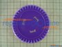 Botão De Temperatura Para Ferro A Vapor Com Base Cerâmica Plus X6000 Black&decker - N426301