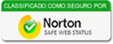 Classificado como seguro por norton safe web status